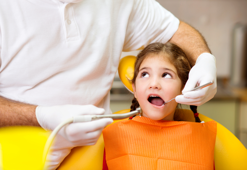Dental hygienists may see many cases of tooth decay in children during their careers