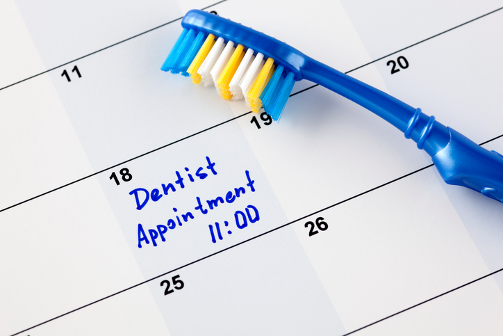 By scheduling visits twice a year, patients can prevent dental issues