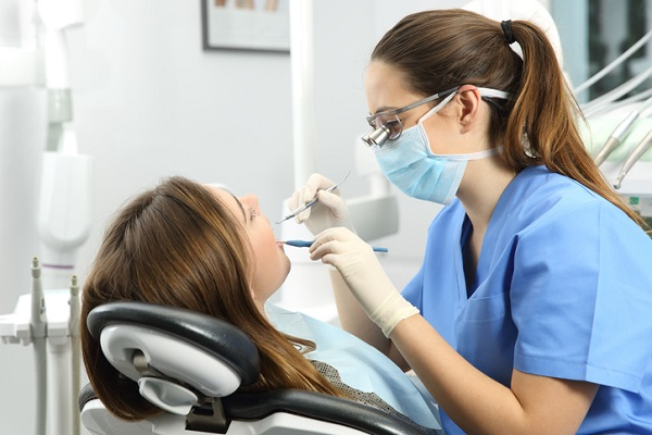 restorative dental hygiene training
