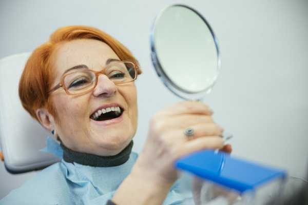 The demand for restorative dentistry will increase as the population gets older