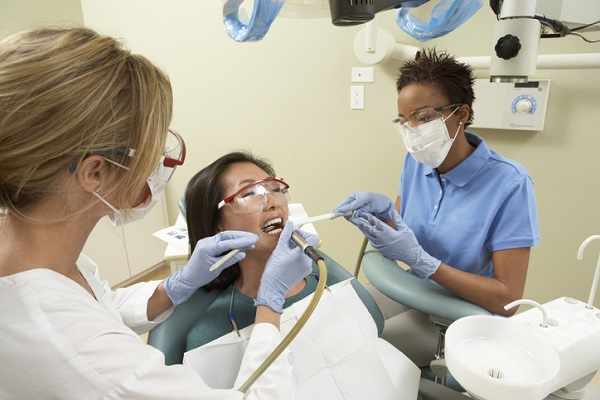 intra-oral dental assistant training