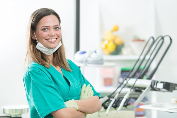 A friendly face for patients can make all the difference to a dental office's reputation